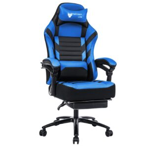 gaming-chair-with-footrest